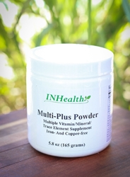 INHealth Multi-Plus Powder Berry/Pomegranate