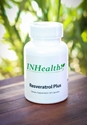 INHealth Resveratrol Plus 60 Capsules